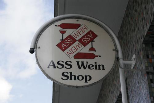 ass wine